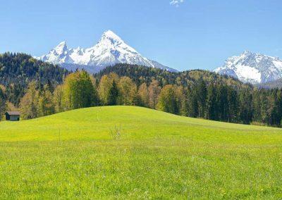 Watzmann - Berchtesgadener Alpen - Wanderung Maria Gern